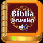 Biblia de Jerusalén con Audio icon
