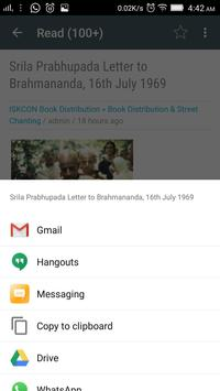ISKCON Book Distribution apk screenshot