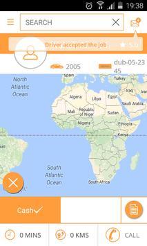 Taxi365 Rider screenshot 5