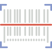 Barcode Scanner for Merchant icon