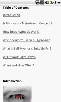 Hypnosis for Beginners screenshot 2