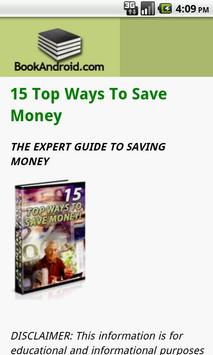 Top Ways To Save poster
