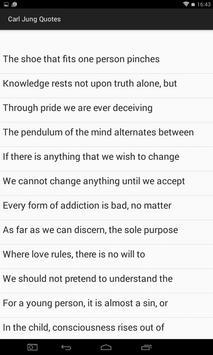 Carl Jung Quotes screenshot 2
