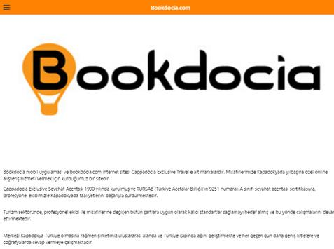 Bookdocia screenshot 5