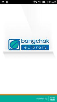 Bangchak eLibrary poster