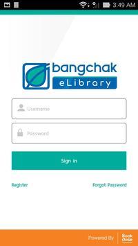 Bangchak eLibrary screenshot 1