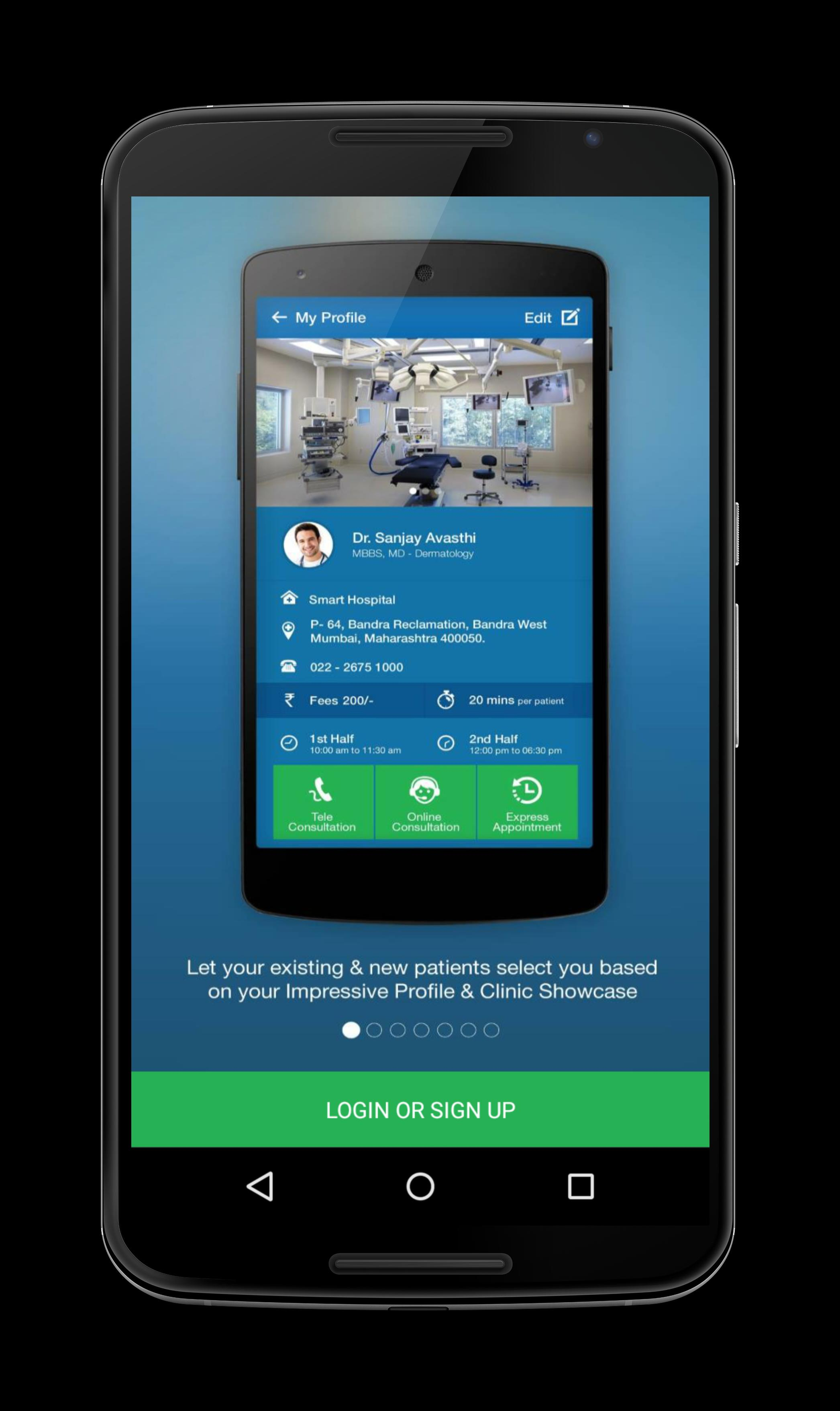 Book Doctor Appointment-Dr App for Android - APK Download