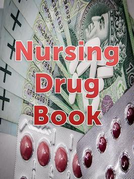 Nursing Drug Book 2016 poster