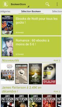 Bookeen Reader poster