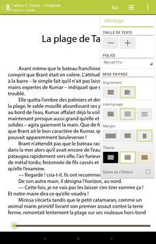 Bookeen Reader apk screenshot