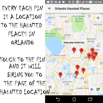 Orlando Ghost Tour Guide screenshot 2