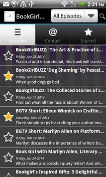 BookGirlTV BUZZ apk screenshot