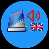 Free audiobooks in English icon