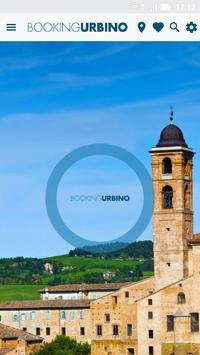 Booking Urbino poster
