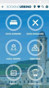 Booking Urbino screenshot 1