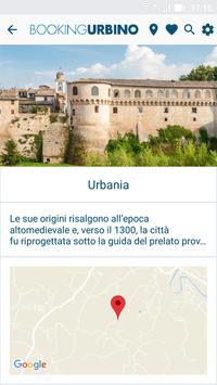 Booking Urbino screenshot 2