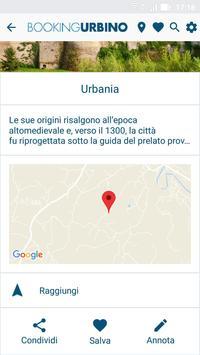 Booking Urbino screenshot 3
