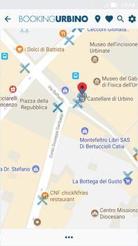 Booking Urbino screenshot 4