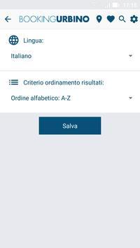 Booking Urbino screenshot 6