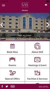 SAS Hotel poster
