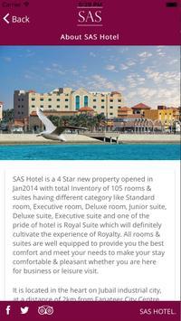 SAS Hotel apk screenshot