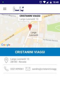 Cristanini Viaggi screenshot 5