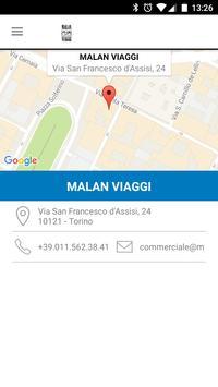 Malan Viaggi screenshot 4