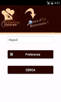 BookingRistoranti | Cerca apk screenshot