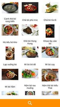 Tasty - Chế biến thịt Bò screenshot 3