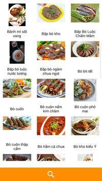 Tasty - Chế biến thịt Bò poster