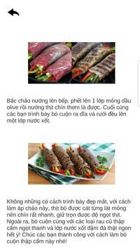 Tasty - Chế biến thịt Bò screenshot 7
