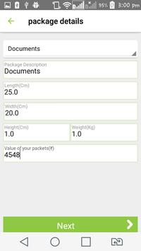 BookMyPacket apk screenshot
