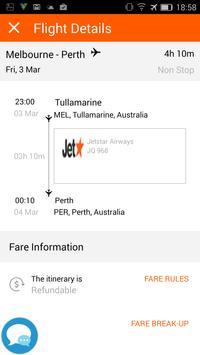 Book My Trip- Flights & Hotels apk screenshot