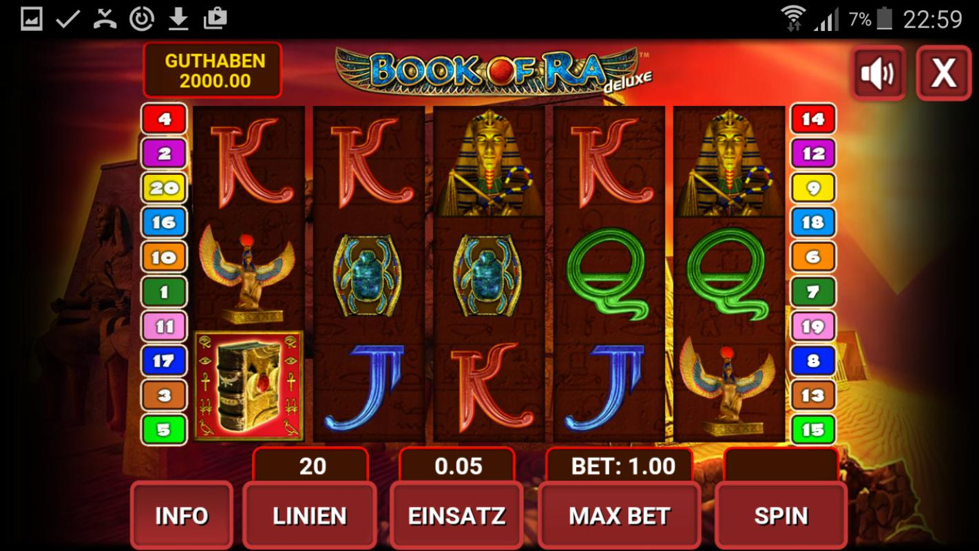 book of ra apk gratis