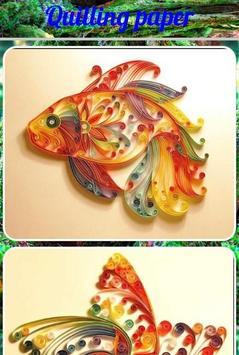 origami book idea poster