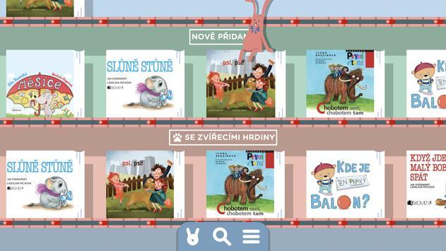 Booko: interaktivní knihy pro děti screenshot 1