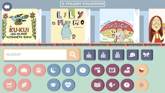 Booko: interaktivní knihy pro děti screenshot 2