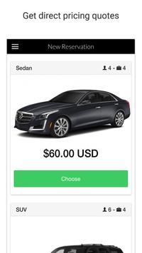 MAT Chauffeurs screenshot 1