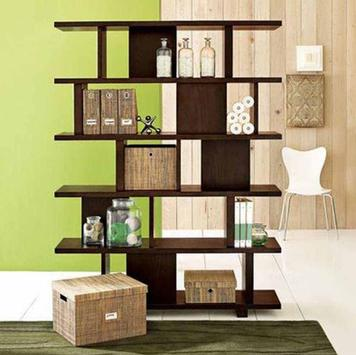 Book Shelves Ideas poster
