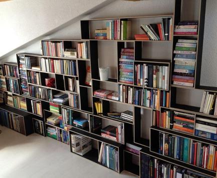 Book Shelves Ideas apk screenshot