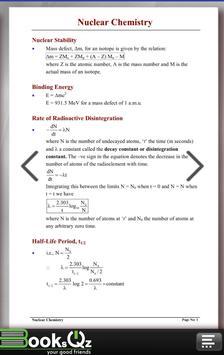 Nuclear Chemistry Formula e-Book screenshot 15