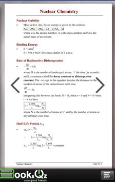 Nuclear Chemistry Formula e-Book screenshot 9