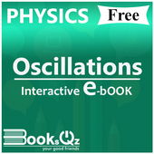 Oscillations Physics Formula e-Book icon