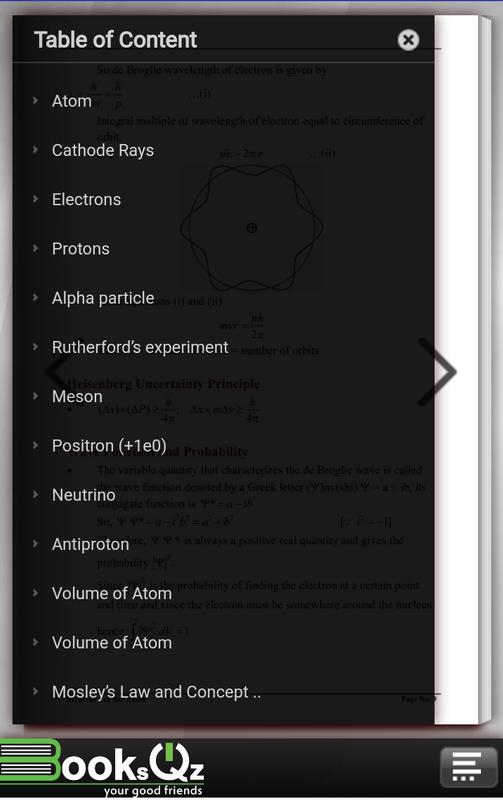 Atomic structure for android apk download atomic structure screenshot 11 ccuart Images