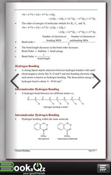 Chemical Bonding screenshot 14