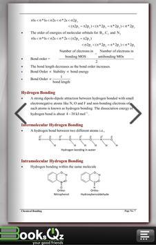 Chemical Bonding screenshot 6