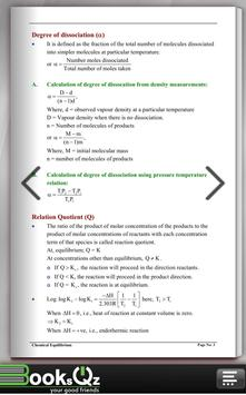Chemical Equilibrium screenshot 28