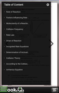 Chemical Kinetic Chemistry Formula e-Book apk screenshot