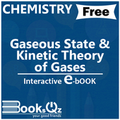 Gaseous State & KTG Gases Chemistry Formula e-Book icon