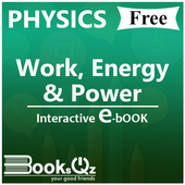 Work, Energy and Power Physics Formula e-Book icon